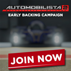 AMS2 Early Backing Program - Join Now!